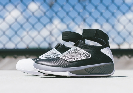 Start the NBA Playoffs Right with The Air Jordan 20 Retro