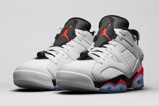 """A New Take On The Air Jordan 6 """"Infrared"""" Releases Next Weekend"""