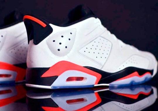"""Air Jordan 6 Low """"Infrared"""" – Release Date"""