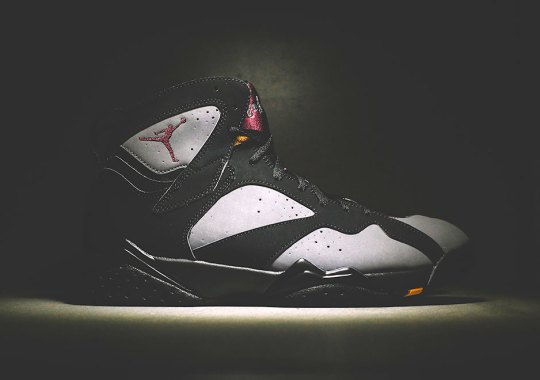 "Air Jordan 7 ""Bordeaux"" Is Back And Completely Remastered"