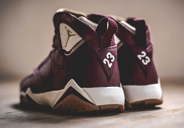 best website a071c 577e7 60%OFF Air Jordan 7 quotCigar amp Champagnequot Pack Release Reminder