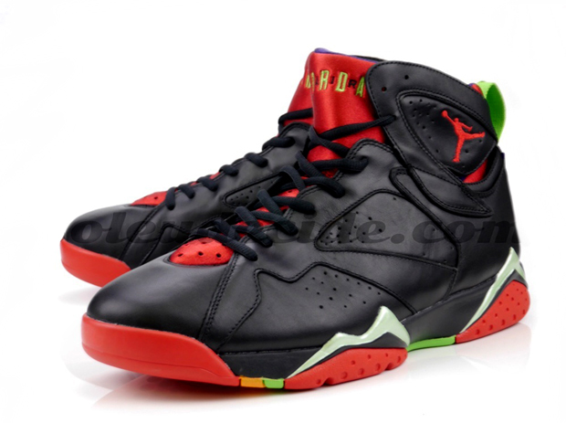 "36644a8b32c0 Another Look at the Air Jordan 7 ""Marvin The Martian"""