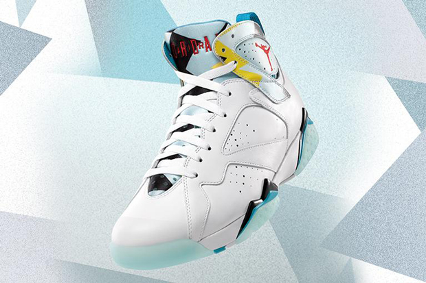new arrivals 197e9 685e0 Air Jordan 7 N7 - Release Reminder - SneakerNews.com