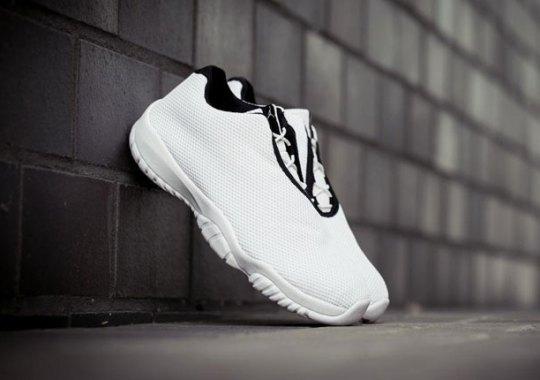 Jordan Future Low in White/Black is Releasing Soon