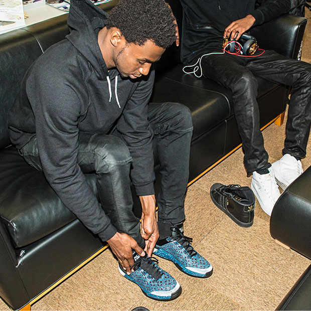 Adidas Crazylight Impulsar Azul Primeknit qFgZIo5wx