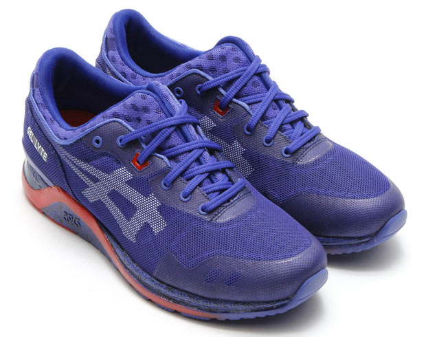 Asics Revamps The Gel Lyte III, But