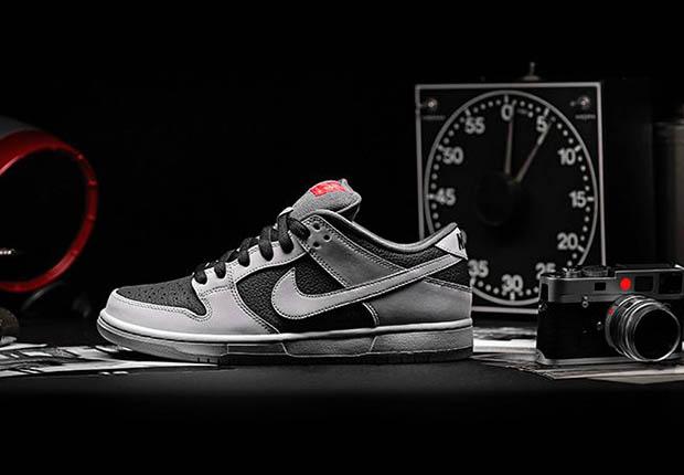 detailed look 14914 c33eb Atlas x Nike SB Dunk Low - Release Date - SneakerNews.com