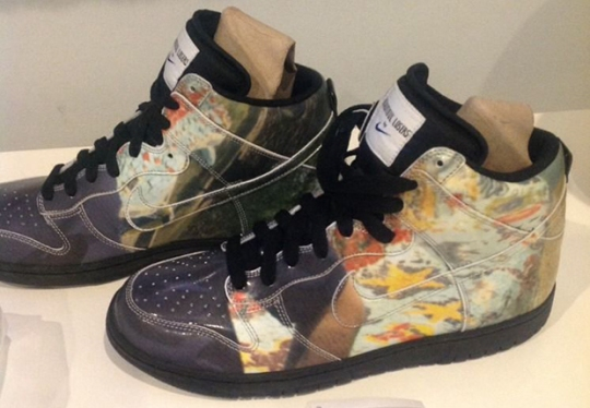 """One Of The Rare """"Beautiful Losers"""" Dunks Is Back Up For Auction"""