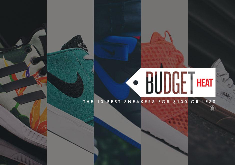 best budget sneakers