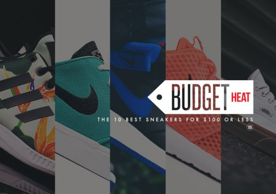 Budget Heat: June's Best Sneakers for $100 or Less