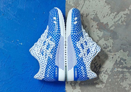 A Detailed Look at the Colette x Asics Gel Lyte III