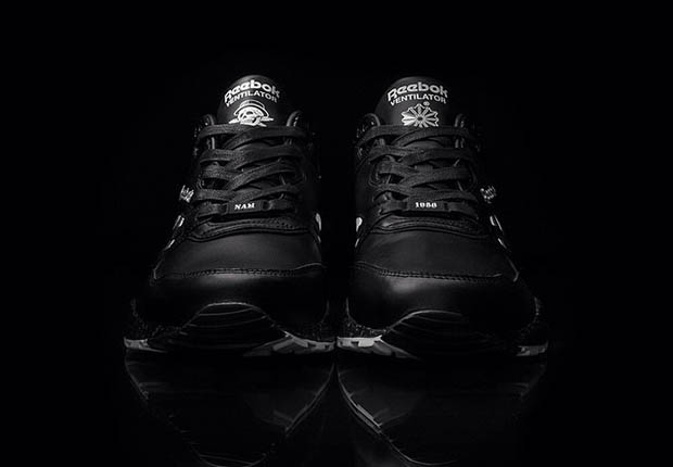high-quality Crossover and Reebok Go Black Ops for Their Ventilator Collab 0fe7b9a8bd