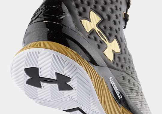 "A Detailed Look at the Under Armour Curry One ""MVP"""