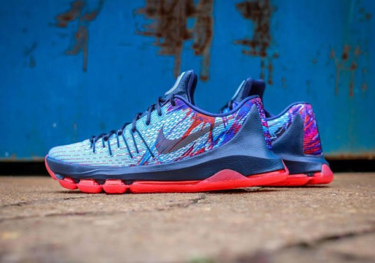 A Detailed Look at the Nike KD 8