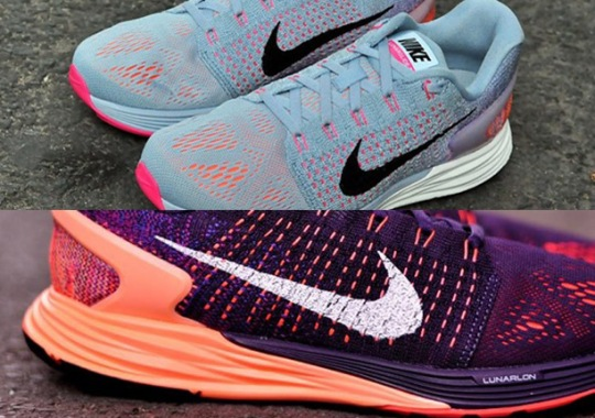 Flyknit or Engineered Mesh? You Don't Have to Choose on the Nike LunarGlide 7