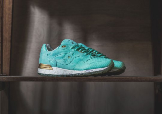 Epitome's Saucony Shadow 5000 Collaboration Releasing At More Locations