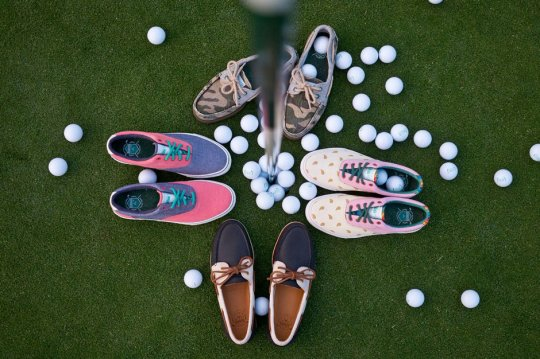 An Extra Butter x Sperry Collab Bill Murray Would Be Proud Of