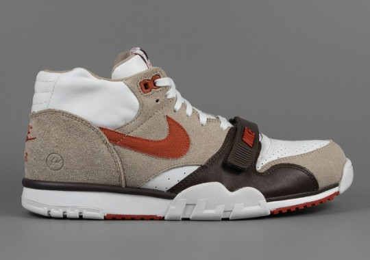 fragment design x Nike Air Trainer 1 Releasing At Additional Locations