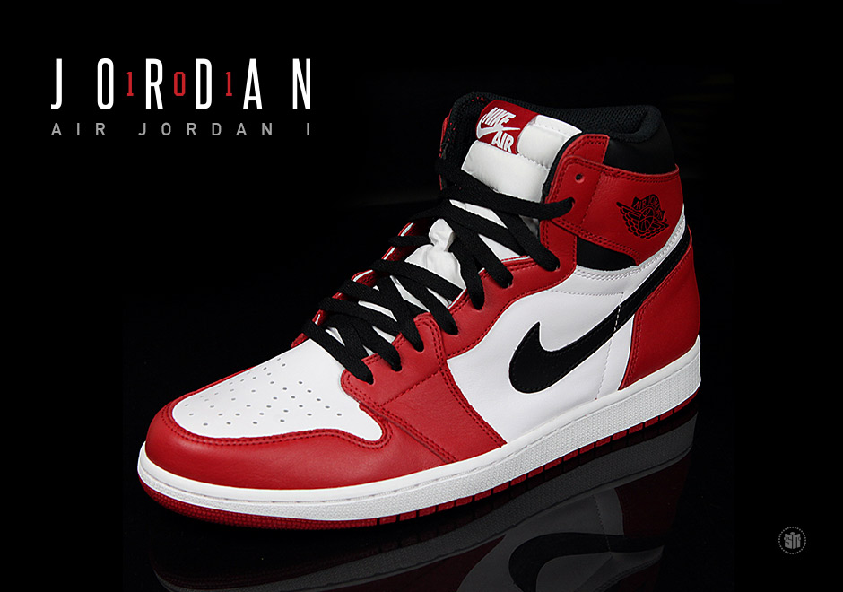 Air Jordan 1 - Complete History and Guide | SneakerNews.com