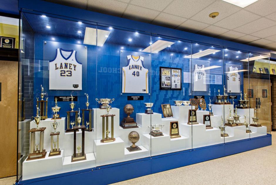 buy popular 34da5 ad41b Michael Jordan s High School Gets Completely Transformed Thanks To ...