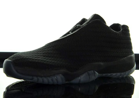 Jordan Future Lows With Woven Uppers Are Available Now