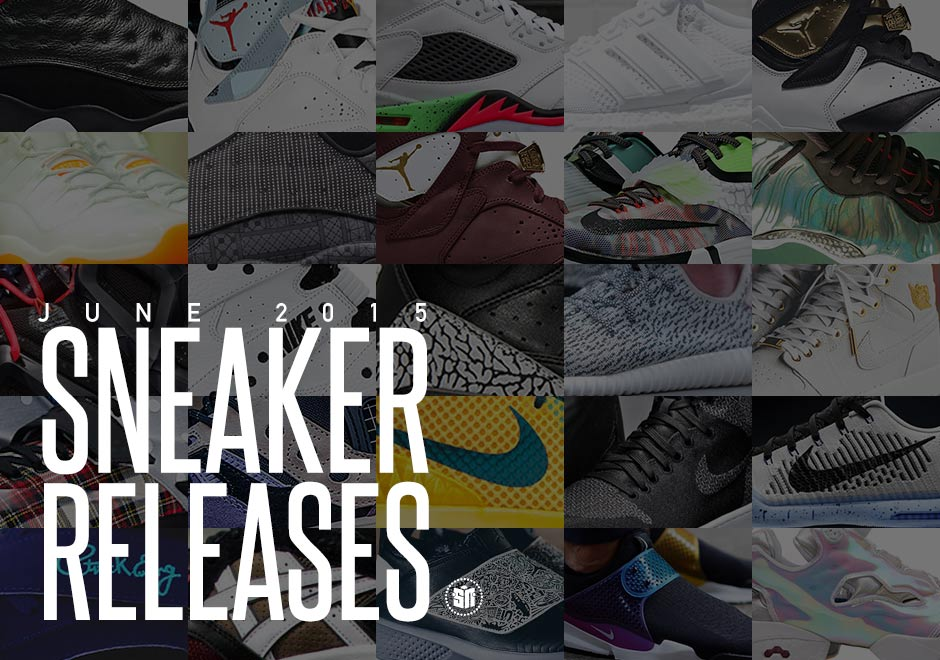 4924fc224fff June 2015 Sneaker Releases - SneakerNews.com