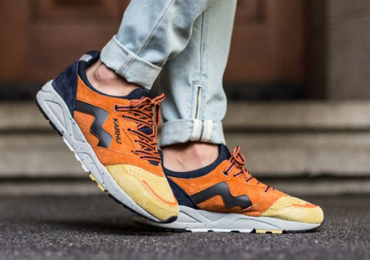 Karhu Is Bringing Back This Retro Runner From 1990