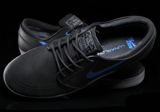 A Leathery Nike SB Lunar Stefan Janoski