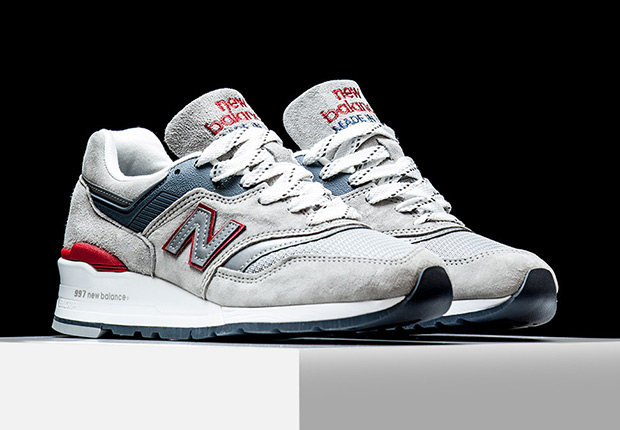 Red Pumice Stone : New balance american