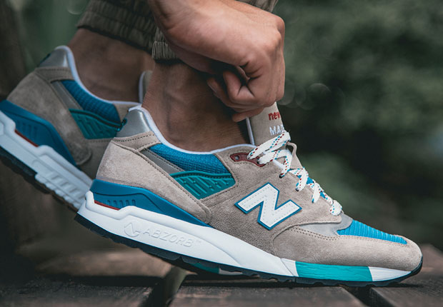 New Balance has carved out a Connoisseur niche with their latest Made in  USA collection 0f4e29343ce3
