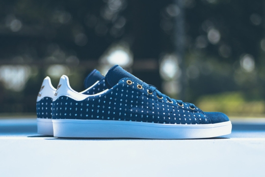 Celebrate Tennis Season with a New Graphic Printed Stan Smith