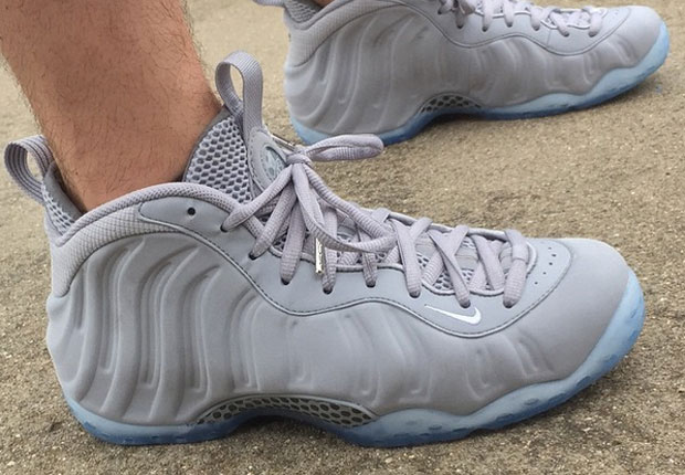 80c4b04b5b1 An On-Foot Look at the Nike Air Foamposite One