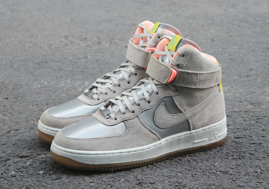 Nike Air Force 1 Grey High