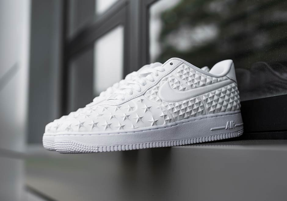 Nike's Star-Studded Air Force 1s Are