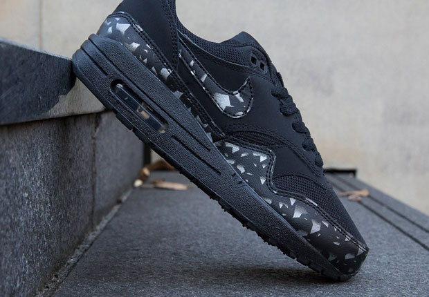 Have You Ever Seen This Print On The Nike Air Max 1?
