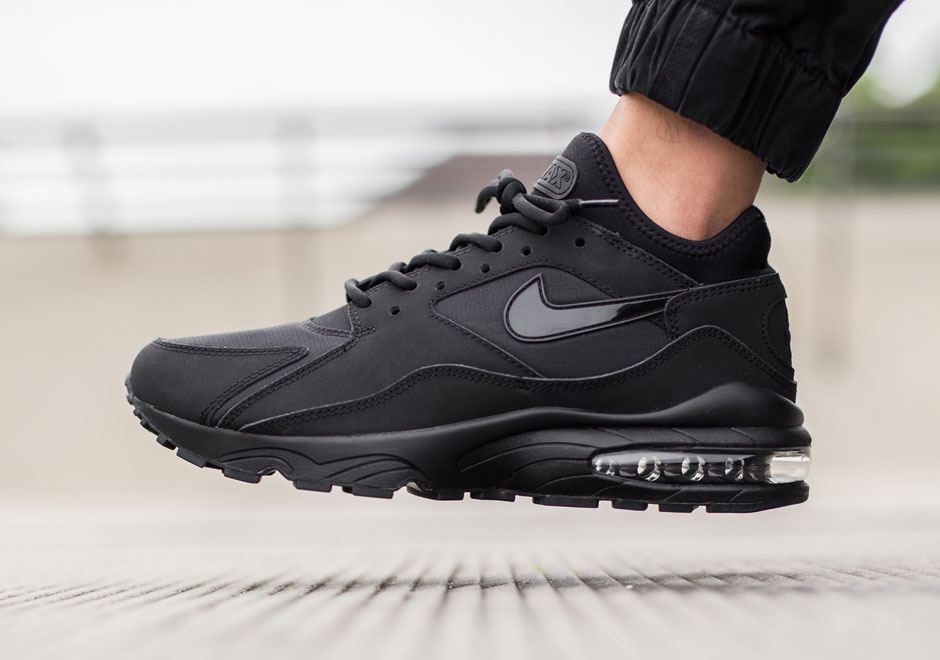 Air Max One All Black
