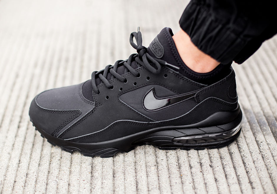 The Nike Air Max 93 is Next to Get the All-Black Treatment