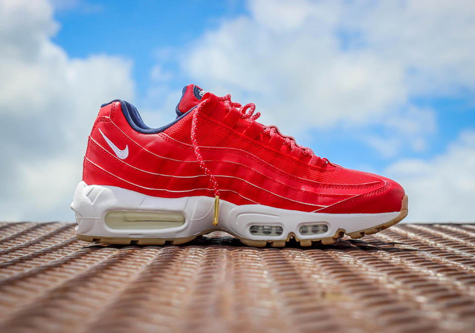 another usa celebration from nike the air max 95 sneakernews com