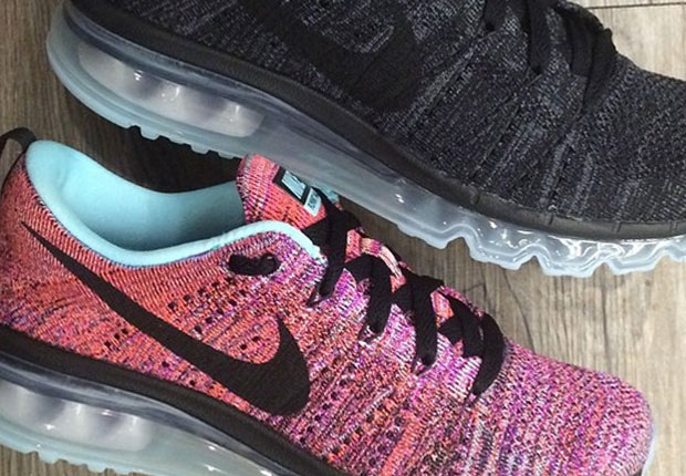 nike flyknit air max youth