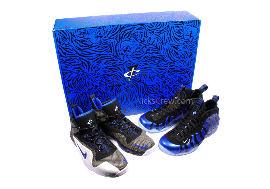 factory price c4ae7 4a696 The Nike Penny Pack in Detail - SneakerNews.com