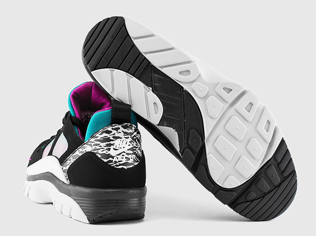 3608b0c6ab7a new The Latest Nike Air Trainer Huarache Low Features An OG Inspiration