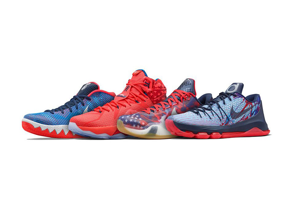 1ed739d29b9 Celebrate Fourth Of July A Bit Early With Nike Basketball ...