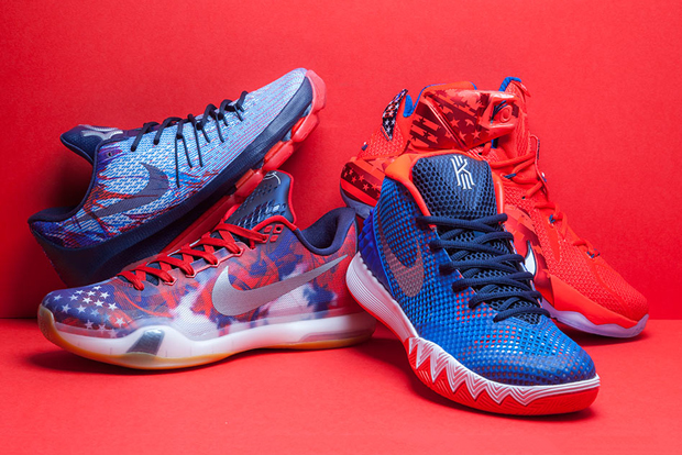"8463749f54f Nike Basketball's ""Independence Day"" Collection Arrives Tomorrow ..."