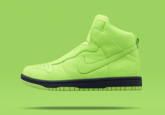 Sacai and NikeLab Extend The Relationship With The Dunk Lux