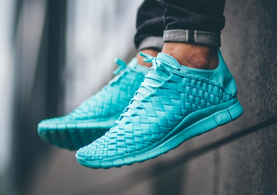 Nike Free Inneva Woven Returns In Tonal Colorways