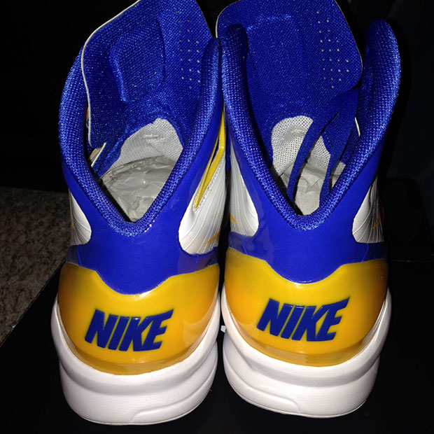 finest selection a515e 7a73e outlet Steph Curry s Nike PE From 2010 Looks A Lot Like The Curry One