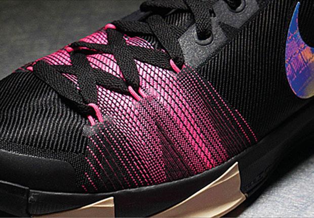 Nike News NIKEiD KD VI Debuts Chroma Material Nike, Inc.