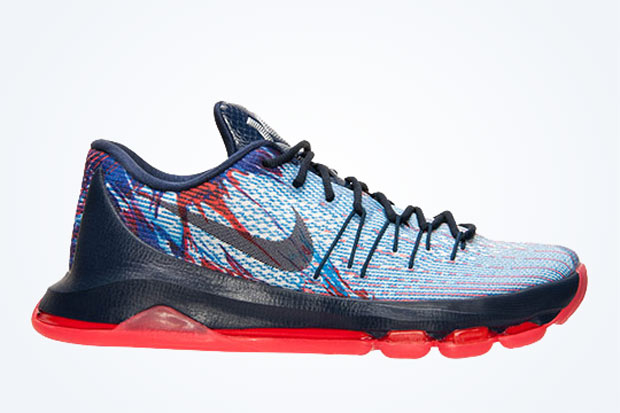 The First Nike KD 8 Releases On June 27th