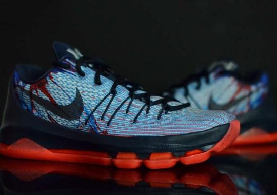 "Nike KD 8 ""USA"" – Release Date"