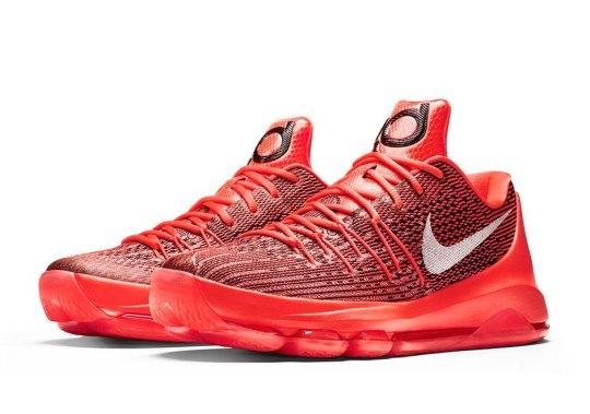 "Nike KD 8 ""V8"" Inspired By Kevin Durant's Custom Chevy Camaro"